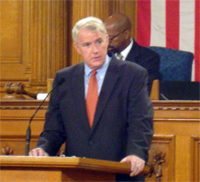 Mayor Barrett Delivers 2012 Budget to Common Council