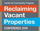 Reclaiming Vacant Properties Conference 2018 Logo